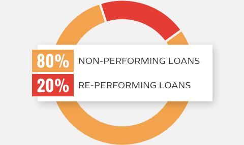 Non-Performing vs Re-Performing Loans